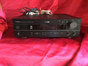 YAMAHA Stereo Receiver & Disk Player for Sale in Aurora, CO