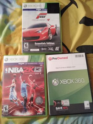 3 Xbox 360 Games for Sale in Reynoldsburg, OH