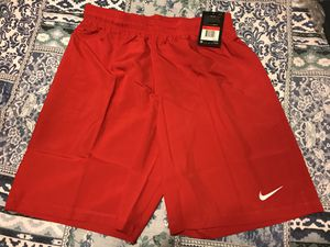 NIKE DRY FIT SHORT SIZE ( L ) VALUE IN 30.00 for Sale in Dallas, TX
