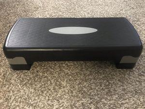 KLB Sport Adjustable Exercise Equipment Step Platform for Sports & Fitness for Sale in Alpharetta, GA