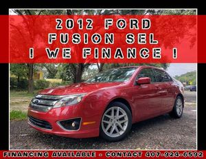 2012 FORD FUSION for Sale in Orlando, FL