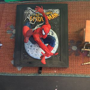 Neca Marvel Legends Spider-Man Wall Mount for Sale in Whittier, CA