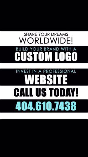 Website, Logo , Graphic Design for Sale in Atlanta, GA