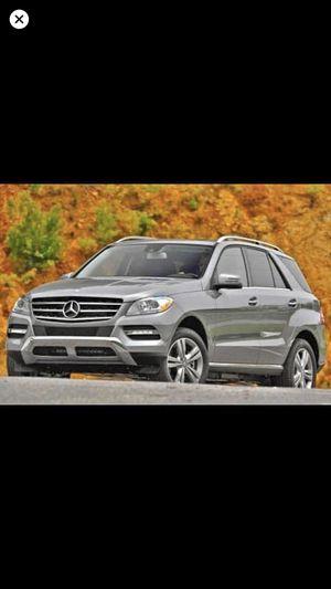 2013 Mercedes ml350 for parts for Sale in Denver, CO