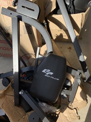 Some kind of exercise machine (New) for Sale in Rancho Cucamonga, CA