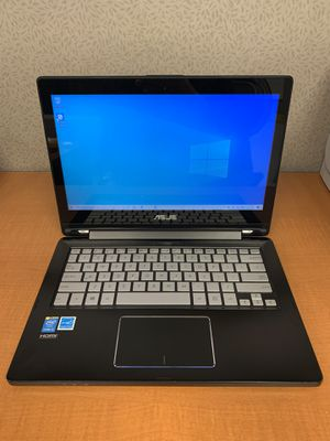 Asus intel Core i5 Touchscreen Laptop 2 in 1 for Sale in Falls Church, VA