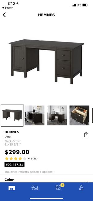 IKEA hemnes desk for Sale in Norcross, GA