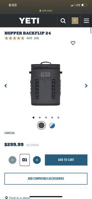 Yeti hopper backflip 24 for Sale in Downey, CA