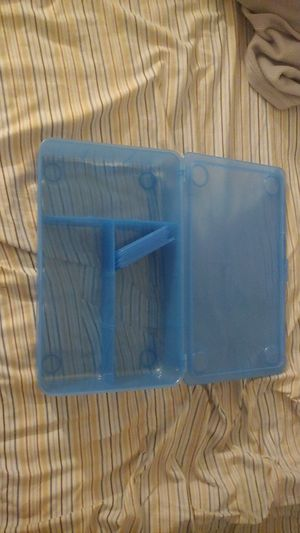 Plastic Storage Box for Sale in Arnold, MD