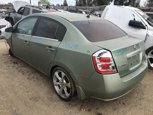 2006 Nissan Sentra For Parts ONLY!