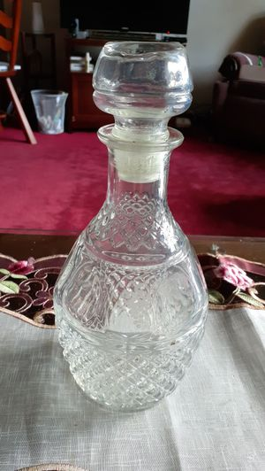 Vintage Princess House decanter. for Sale in Kingsley, PA