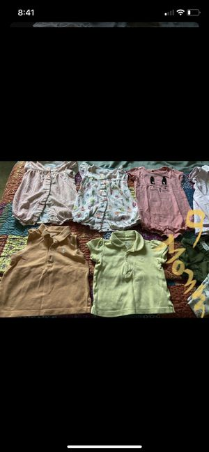 Baby girl clothes for Sale in Lutz, FL