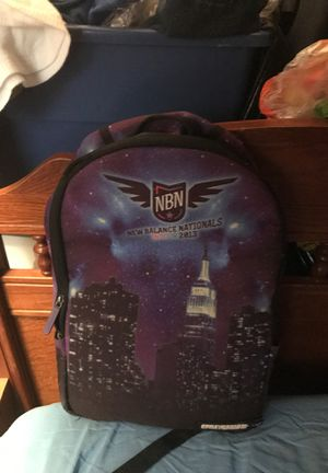 Sprayground new balance nationals backpack for Sale in Arlington, VA