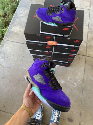 """Jordan 5 """"Alternate Grape"""" for Sale in Fresno, CA"""