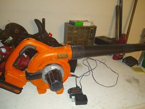 Cordless blower for Sale in Englewood, FL