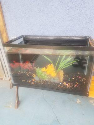 10 Gallon Tank, Aquarium! for Sale in Los Angeles, CA
