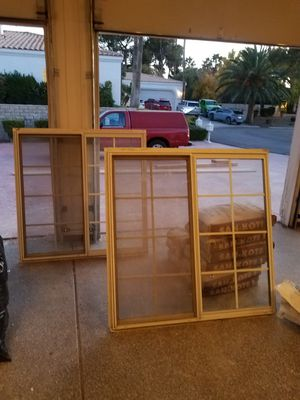 "2 Used windows 48""X48"" for Sale in Las Vegas, NV"