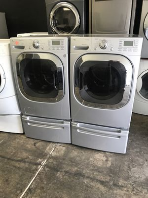 Washer and dryer LG for Sale in Los Angeles, CA