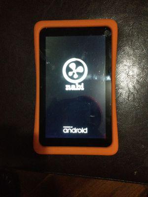 Nabi Mattel tablet for Sale in Providence, RI