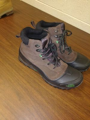 North face Boot Shoes for Sale. for Sale in Norfolk, VA