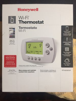 Honeywell WiFi thermostat for Sale in Columbus, OH
