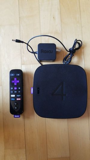 Roku 4 Like New for Sale in New York, NY