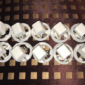 10 Sets Of Apple iPhone Charger for Sale in Sacramento, CA