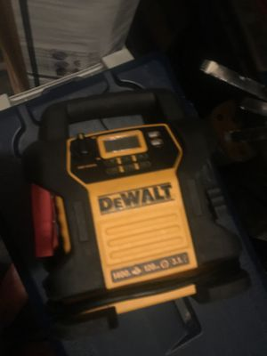 Dewalt jump box for Sale in Corpus Christi, TX