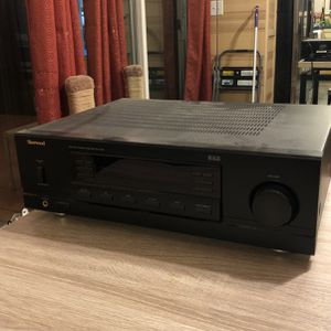 Sherwood AM/FM Stereo Receiver - RX-4105 - Great Condition - Black for Sale in King City, OR