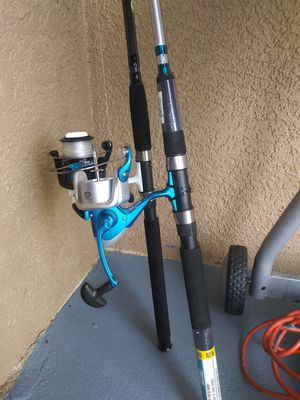 Spearmen fishing rods for Sale in Zephyrhills, FL
