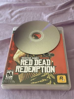 Red dead redemption for Sale in Santa Maria, CA