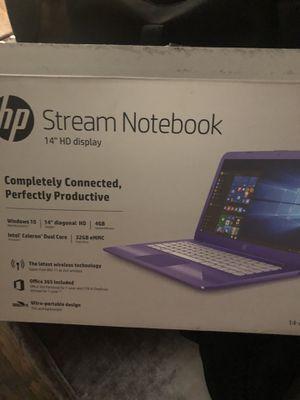 "HP Stream Notebook 14"" for Sale in Philadelphia, PA"