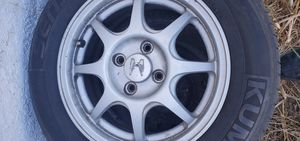 Honda wheels 4x100 for Sale in Hawthorne, CA