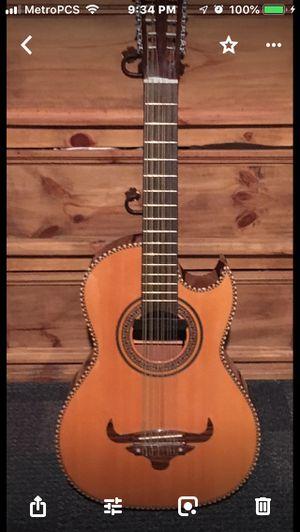 Oscar Schmidt Bajo Sexto 12 string for Sale in Newark, TX