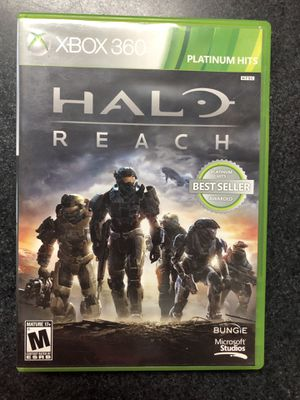 Xbox 360 Halo Reach Game for Sale in Griswold, CT