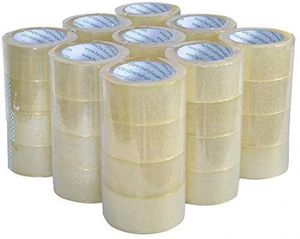 36 Rolls 110yds Clear Sealing Tape 1.8 Mil thickness Heavy Duty for Sale in Hacienda Heights, CA