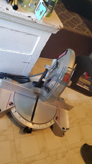 CRAFTSMAN SAW NO BLADE for Sale in Columbus, OH