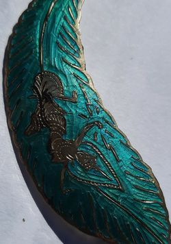 Vintage Siam Sterling Brooch for Sale in Largo,  FL