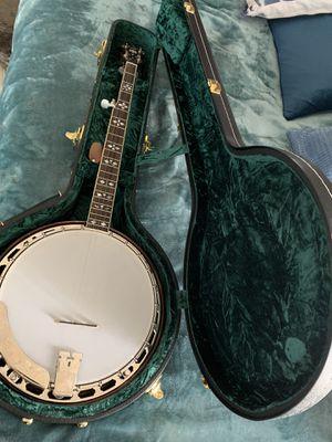 Recording king elite 76 banjo for Sale in Sacramento, CA