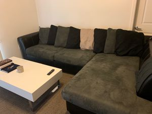 Used Microfiber Couch for Sale in Hayward, CA