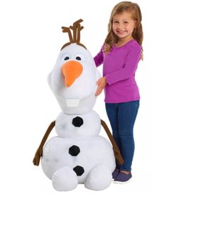 Frozen 2 Olaf life-size plushie Brand New for Sale in Burbank, CA