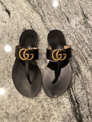 New Gucci GG T-Strap Sandals for Sale in Phoenix, AZ