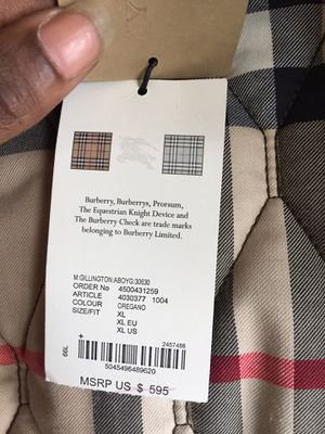 Burberry for Sale in Cleveland, OH