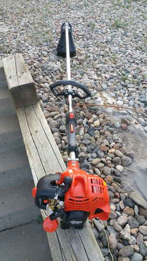 $150. Echo SRM225 ..ECHO 21.2 cc Gas 2-Stroke Cycle Straight Shaft Trimmer for Sale in Evergreen, CO
