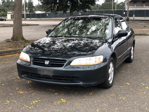 2000 Honda Accord for Sale in Lakewood, WA
