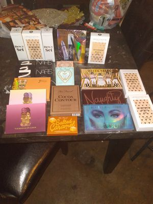 High-end makeup $10-$30 each for Sale in Roseville, CA