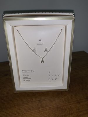 A new day jewelry set NWT for Sale in Gastonia, NC