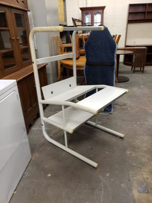 This is a what the hell is it workstation desk or rack made by Art Wright for Sale in MONTGOMRY VLG, MD