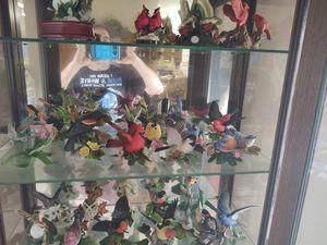 Lenox bird figurines 1990-1993 for Sale in Clarksville, IN