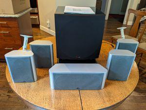 Polk Audio RM7200 5.1 Surround Speaker System for Sale in Maple Valley, WA
